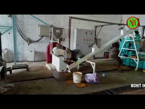 Soyabean Extruder / Soyabean Extractor / Soyabean Processor