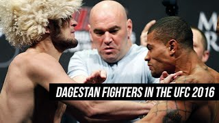 Dagestan Fighters in UFC - Motivation 2016
