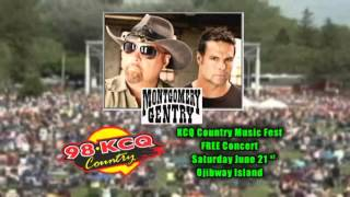 KCQ COUNTRY MUSIC FEST 2014