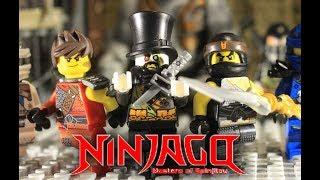 LEGO Ninjago | Season 10: Episode 1 - A Desolate World