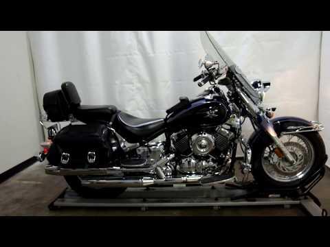 2007 Yamaha V Star Classic in Eden Prairie, Minnesota - Video 1