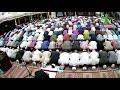 Malam Pertama Solat Sunat Taraweh 1440H Masjid Sultan Yahya Petra Machang