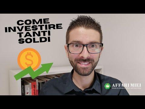 Come guadagnare un sacco di soldi
