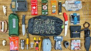 30 Second Emergency Shelter Survival Kit