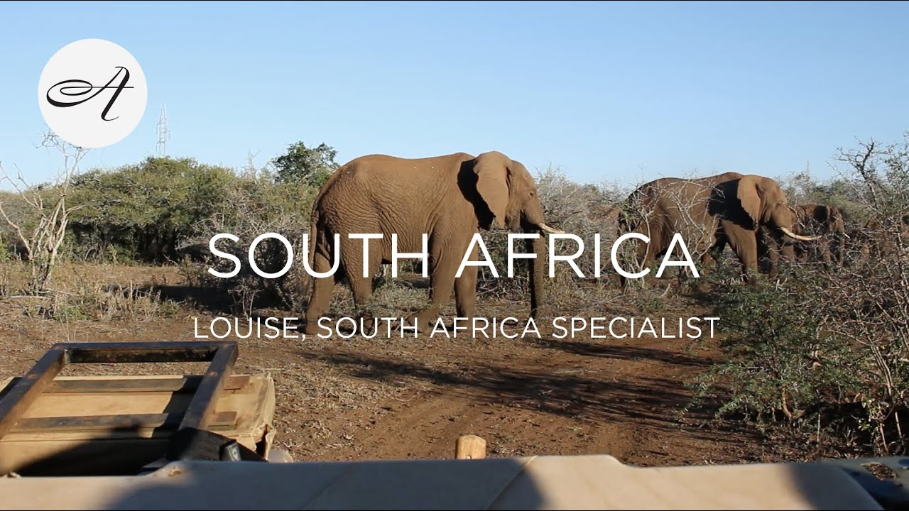 My travels in South Africa, 2016