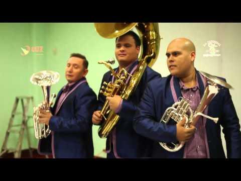 La Original Banda El Limón Promoción CDMX sesión de fotos