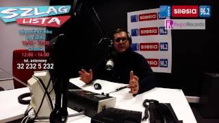 Szlag Lista w Radio Silesia 96.2 FM - zaprasza Sebastian Mierzwa