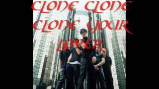 Zeromancer - Clone Your Lover (Lyrics)