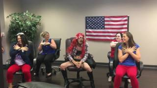 STL WWEX Chair Dancing