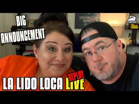 La Lido Loca Live - Back from Japan - REPLAY