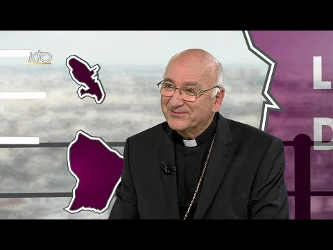 Mgr Thierry Jordan - Diocèse de Reims
