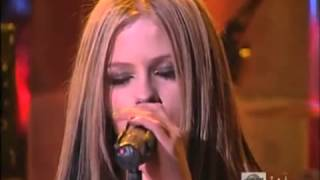 Avril Lavigne Take Me Away Live In Much Music (2004)