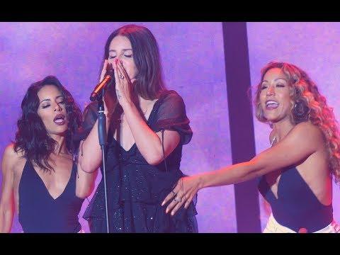 Lana del Rey - Doin' time live 4k MULTICAM
