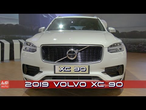 2019 Volvo XC 90 - Exterior And Interior - 2019 Automobile Barcelona