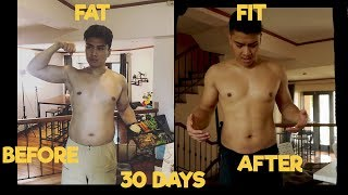 FAT TO FIT 30 DAYS CHALLENGE