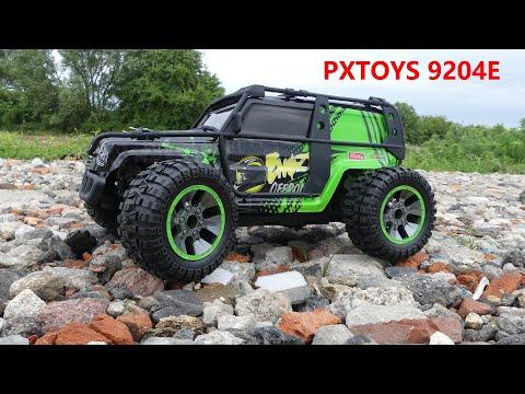 PXTOYS 9204E - Best suspension I tested so far