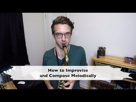 """Stop """"Rambling"""" While Improvising! Here's How... (Part 1)"""