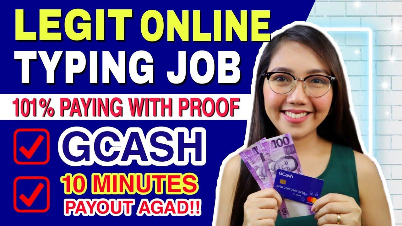 BABAYARAN KA NG P50-- P200 PESOS SIMPLE TYPING TASK|PAYMENT EVERY 10 MINUTES|LEGITIMATE WITH EVIDENCE thumbnail