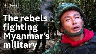 Myanmar: The Karen separatists helping young city kids take up arms against military