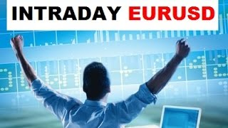 INTRADAY EURUSD - Trading LIVE