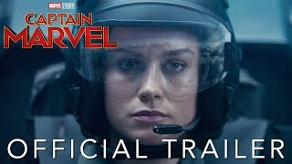 Captain Marvel - Official Trailer