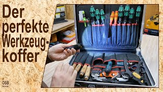 Werkzeugkoffer / Heimwerkerkoffer für Privat oder Elektro | IT / Netzwerk | Kfz