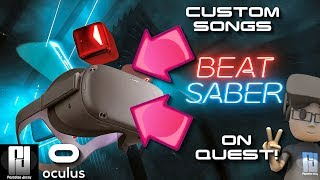 how to install custom songs on beat saber oculus rift s - TH