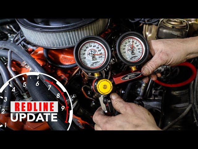 Diagnose engine compression issues like a pro with this Redline Update
