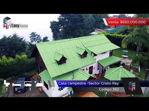 Casas, Venta, Cristo Rey - $680.000.000