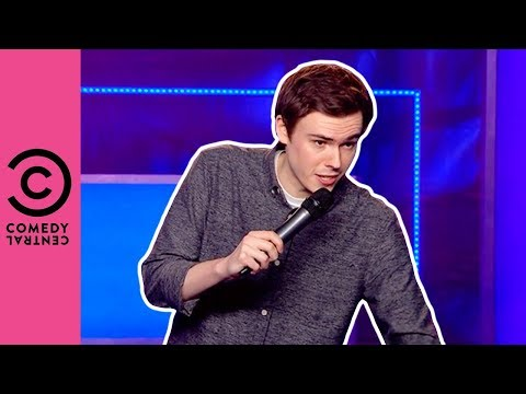Buying Christmas Presents For Your Parents | Rhys James | Comedy Central At The Comedy Store