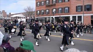St Patrick's Day Parade, Boston 2016