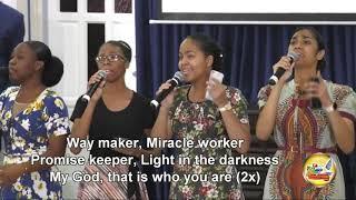 Way Maker | Third Exodus Assembly   Sis Hadassah Noel And Sisters