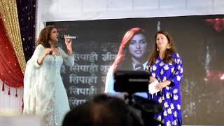 Parineeti Chopra Singing | Asian American Heritage Festival 2019