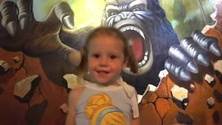 Самый лучший парк развлечений #1 Восковых фигур и Музей иллюзий СУПЕР аттракционы для детей for kids