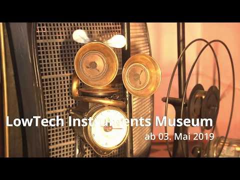 LowTech Instruments Museum 2019