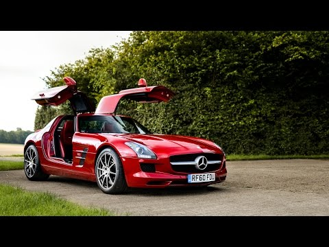 New Car The Mercedes Benz Sls Amg
