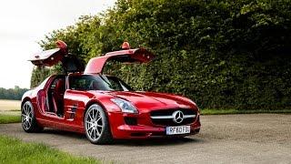 NEW CAR: The Mercedes-Benz SLS AMG!!