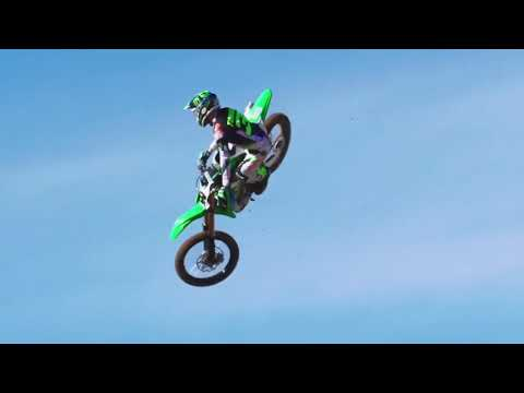 2019 Kawasaki KX 450 in Zephyrhills, Florida - Video 6