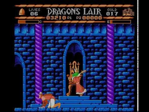 Dragon's Lair Super Nintendo