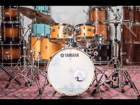 Yamaha Tour Custom Shell Pack – Drummer's Review