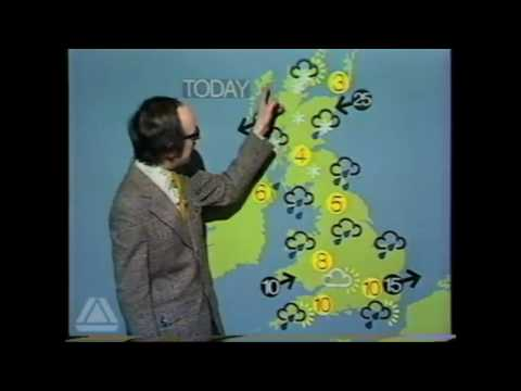 BBC Weather 1977