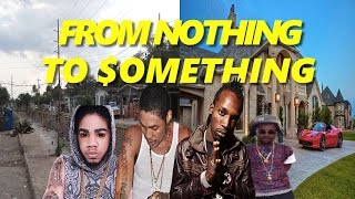 Dancehall Artists Net Worth Ft  Vybz Kartel, Mavado, Alkaline