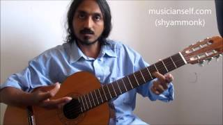 [raagify] Geetham Of Thrones: How To Game Of Thrones Indian Style On Guitar