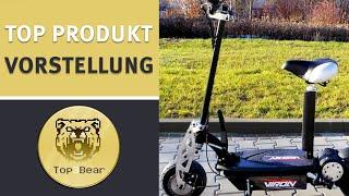 ✅ Viron Elektro Scooter 800 Watt E-Scooter Roller 36V - ausführlicher Testbericht