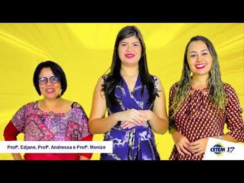 CETEM - Recado Professoras Edjane, Andressa e Monize