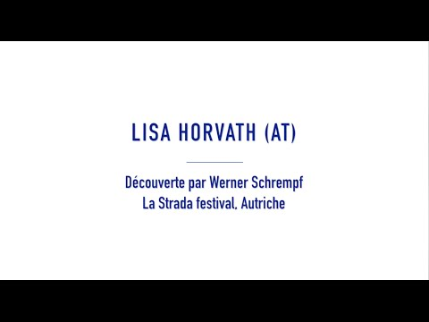Interview Lisa Horvath // Travellings 2016