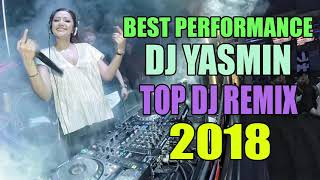 Gambar cover DJ TERBARU BREAKBEAT 2018 - DJ YASMIN BASSS SLOW BUAT DUGEM MALAM MINGGU ENAK SEDUNIA | DJ MELODY