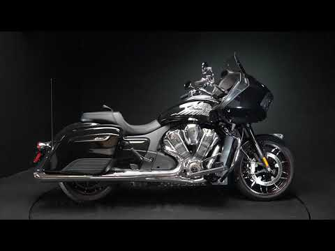 2020 Indian Challenger® Limited in De Pere, Wisconsin - Video 2