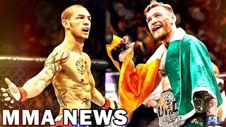 Cub Swanson Says Conor McGregor IS A JOKE For Not Fighting At 145! & More MMA News!