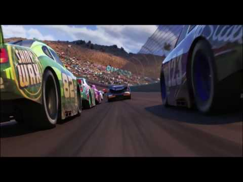 Cars 3 - My Teaser Trailer Version